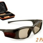 sony compatible 3active 3d glasses rechargeable twin pack 150x150 - Sony BDP-S570 3D Blu-ray Disc Player (Bulk)