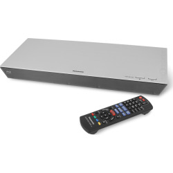 Panasonic DMP-BDT330PS Smart Network 3D Blu-ray Disc Player – Silver