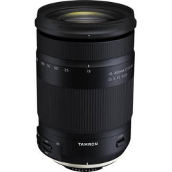 Tamron 18-400mm f/3.5-6.3 Di II VC HLD Lens for Canon EF AFB028C-700