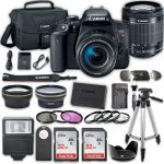 canon eos t7i dslr camera with 18 55mm is stm lens 2 x 32gb card  150x150 - Samsung SSG-3100GB 3D Active Glasses - Black (Only Compatible with 2011 3D TVs)
