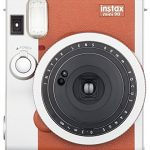 fujifilm instax mini 90 instant film camera brown 150x150 - Fujifilm Instax Mini 9 Instant Camera ICE BLUE + Fuji INSTAX Film (40 Sheets) + Accessories Kit Bundle + Custom Case with Strap + Assorted Frames + Photo Album + 60 Colorful Sticker Frames + MORE