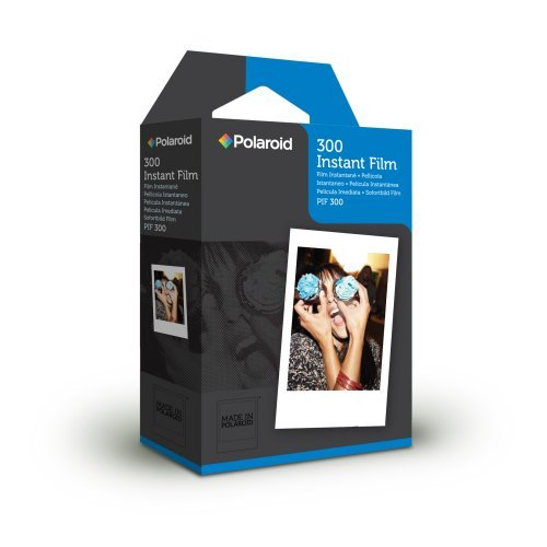 Polaroid PIF-300 Instant Film for 300 Series Cameras – 50 prints
