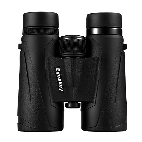 eyeskey 10x42 professional waterproof binoculars best choice for travelling - Eyeskey 10x42 Professional Waterproof Binoculars, Best Choice for Travelling, Hunting, Sports Games and Outdoor Activities, Extremely Clear and Bright
