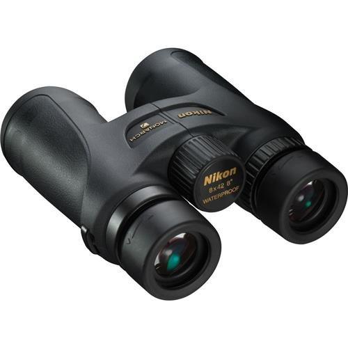 Nikon 7548 MONARCH 7 8×42 Binocular (Black)