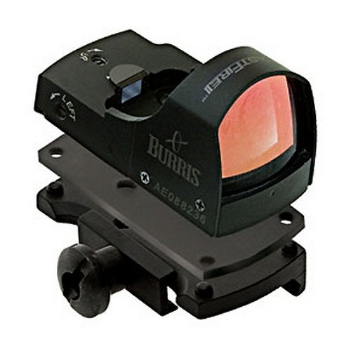 burris fastfire red dot reflex sight with picatinny mount 4 moa dot reticle - Burris FastFire Red-Dot Reflex Sight with Picatinny Mount (4 MOA Dot Reticle)