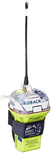 acr globalfix pro 406 2844 epirb category ii rescue beacon with manual - ACR GlobalFix Pro 406 2844 EPIRB Category II Rescue Beacon with Manual Release Bracket and Built-in GPS