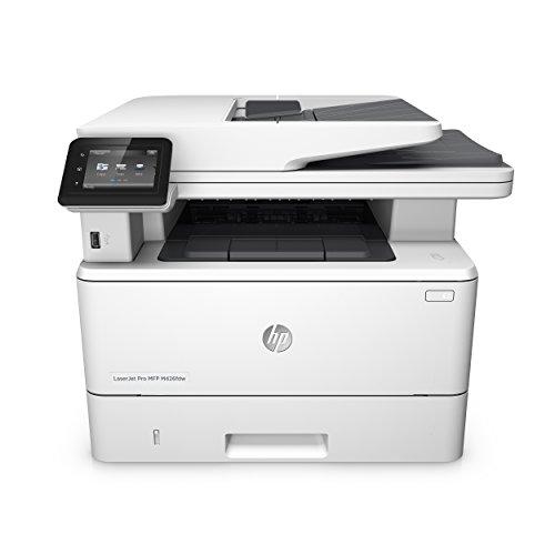 HP LaserJet Pro M426fdw Multifunction Wireless Laser Printer with Duplex Printing, Amazon Dash Replenishment ready (F6W15A)