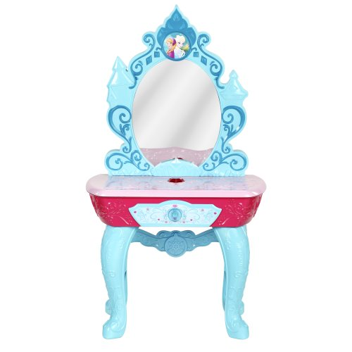 frozen disney crystal kingdom vanity - Frozen Disney Crystal Kingdom Vanity