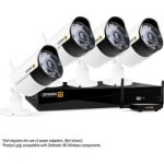 wireless hd dvr security system with 4 cameras 150x150 - Toshiba 43-inch 4K Ultra HD Smart LED TV with HDR - Fire TV Edition