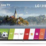 lg electronics 65uj7700 65 inch 4k ultra hd smart led tv 2017 model 150x150 - Toshiba 43-inch 4K Ultra HD Smart LED TV with HDR - Fire TV Edition