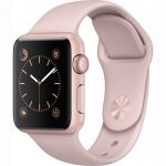 apple watch series 1 smartwatch 38mm rose gold aluminum case pink sand sport 150x150 - Amazfit Stratos Multisport Smartwatch by Huami with VO2max, All-day Heart Rate and Activity Tracking, GPS, 5 ATM Water Resistance, Phone-free Music, US Service and Warranty (A1619, Black)