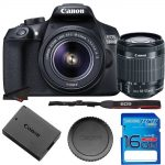 canon eos 1300d t6 ef s 18 55mm 187mp cmos 5184 x 3456 pixels black  150x150 - Canon 77D Review! The BEST DSLR Under $1000!