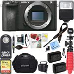sony a6500 4k mirrorless digital camera body with aps c sensor ilce 6500  150x150 - Ordro V7 HD 24MP 3-inch LCD Screen DV Camera with Remote Control