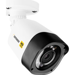 HD 1080p Indoor/Outdoor Bullet Security Camera