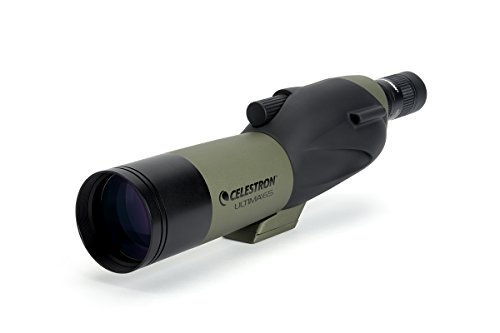 Celestron Ultima 65 18 to 55×65 Straight Spotting Scope