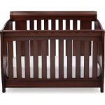 delta children clermont 4 in 1 convertible crib chocolate choocolate 150x150 - Natural Diaper Corner Baby Changing Table
