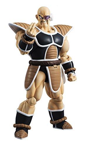 "Bandai Tamashii Nations S.H. Figuarts Nappa ""DRAGON Ball Z"" Action Figure"