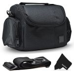 well padded fitted medium dslr camera case bag w zippered pockets and 150x150 - Canon Rebel T6 (1300D) User's Guide