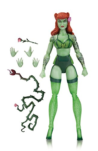 DC Collectibles Bombshells Poison Ivy Action Figure