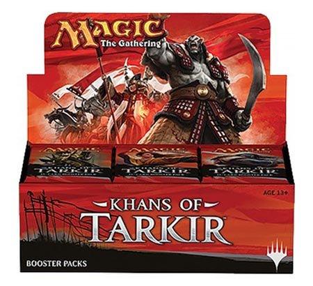 Khans of Tarkir – Magic the Gathering Sealed Booster Box (MTG) (36 Packs)