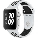 apple watch nike series 3 gps 38mm silver aluminum case with pure 150x150 - Apple Watch Series 3 - GPS - Silver Aluminum Case with Fog Sport Band - 42mm