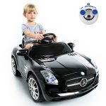 costzon mercedes benz sls kids ride on car rc battery toy vehicle wmp3 150x150 - Fisher-Price Little People City Skyway