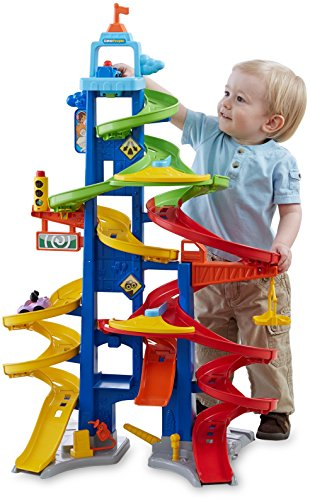 fisher price little people city skyway - Fisher-Price Little People City Skyway