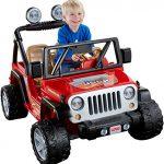 power wheels jeep wrangler red 150x150 - Hauck Batmobile Pedal Go Kart