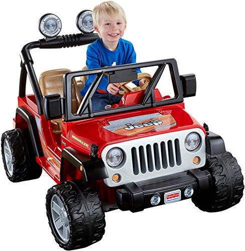 power wheels jeep wrangler red - Power Wheels Jeep Wrangler, Red