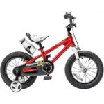 royalbaby freestyle 12 in bike kids red 150x150 - Blazin Wheels Abarth F1 Pedal Go Kart Ride-on Vehicle, Multicolor
