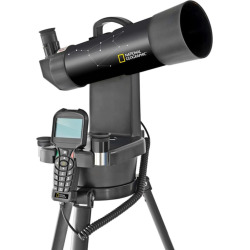national geographic 70 computerized refractor telescope multicolor - National Geographic 70 Computerized Refractor Telescope, Multicolor
