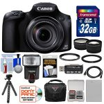 canon powershot sx60 hs wi fi digital camera with 32gb card case flash  150x150 - National Geographic 70 Computerized Refractor Telescope, Multicolor