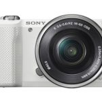 sony alpha a5000 mirrorless digital camera with 16 50mm oss lens white 150x150 - Baker's Edge Nonstick Edge Brownie Pan