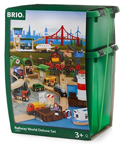 brio railway world deluxe set - Brio Railway World Deluxe Set