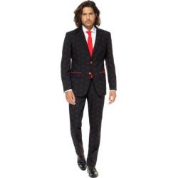 mens opposuits slim fit star wars darth vader novelty suit tie set size - Men's OppoSuits Slim-Fit Star Wars Darth Vader Novelty Suit & Tie Set, Size: 36 - regular, Black