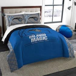 Orlando Magic Reverse Slam Full/Queen Comforter Set by Northwest, Multicolor