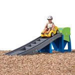 step2 extreme roller coaster ride on playset 150x150 - Oribel PortaPlay 4-in-1 Foldable Travel Baby Activity Center (Grey)
