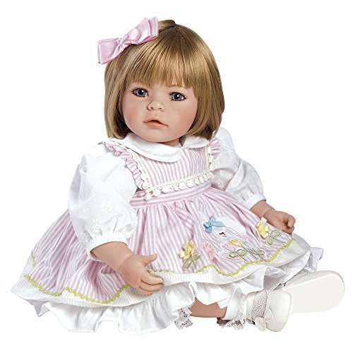 """adora toddler pin a four seasons 20 girl weighted doll gift set for children - Adora Toddler Pin-A-Four Seasons 20"""" Girl Weighted Doll Gift Set for Children 6+ Huggable Vinyl Cuddly Snuggle Soft Body Toy"""