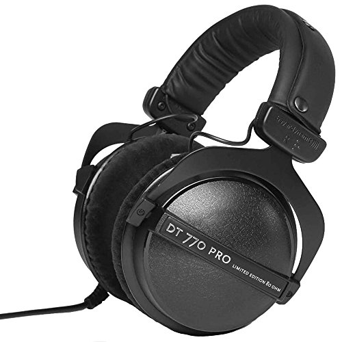beyerdynamic dt 770 pro 80 limited edition headphones black all shop at home. Black Bedroom Furniture Sets. Home Design Ideas