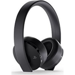 PlayStation Gold Wireless Headset for PlayStation 4