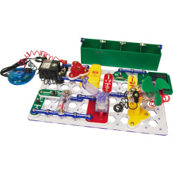 Elenco Snap Circuits Green Kit, Multicolor