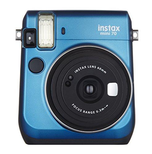Fujifilm Instax Mini 70 – Instant Film Camera (Blue)