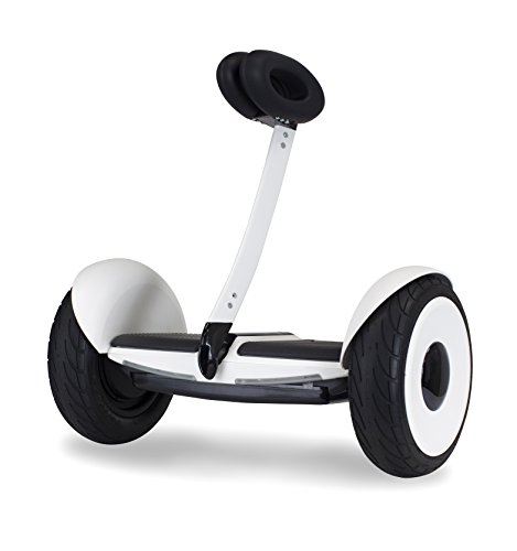 Segway miniLITE – Smart Self Balancing Personal Transporter – Fully Integrated App Controls – up to 11 miles of range and 10 mph of top speed – 10.5 air filled tires – Certified to ANSI/CAN/UL 2272