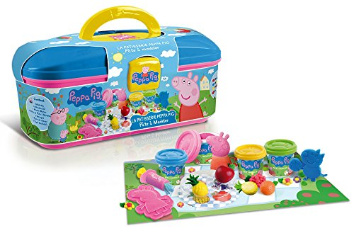Peppa Pig Dough Picnic Activity Playset by ToyLand