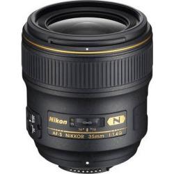 Nikon AF-S NIKKOR 35mm f/1.4G Lens 2198