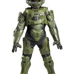 master chief ultra prestige halo microsoft costume large10 12 150x150 - Jr. Fire Fighter Suit with embroidered Cap, size 18Month (tan)