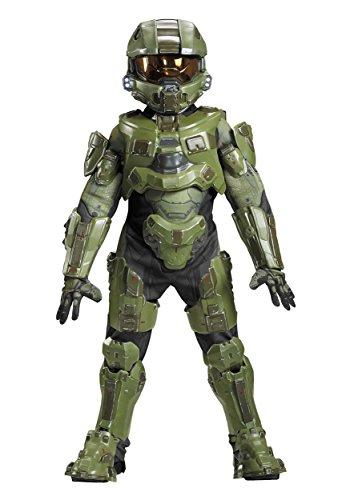 master chief ultra prestige halo microsoft costume large10 12 - Master Chief Ultra Prestige Halo Microsoft Costume, Large/10-12
