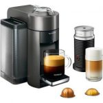 nespresso vertuo coffee and espresso machine by delonghi with aeroccino black 150x150 - Weston Grinder & Sausage Stuffer, White