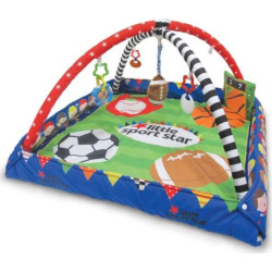 kids preferred little sport star all sports play mat multicolor - Kids Preferred Little Sport Star All Sports Play Mat, Multicolor