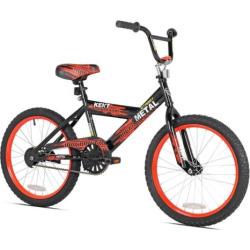 boys kent 20 in street metal bike black - Boys Kent 20-in. Street Metal Bike, Black